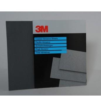 3M™ Popierius šlapiam šlifavimui P1200, 230x280mm, 1 lapelis (pakuotę sudaro 25 vnt.)