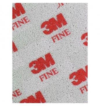 3M™ Šlifavimo kempinė Fine  115x140mm, 1 lapelis (pakuotę sudaro 20 vnt.)