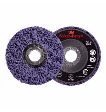 3M™ Scotch Brite Purple šlifavimo diskas 115x22mm