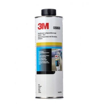 3M™ Kėbulo apsauginė danga juoda 1 kg