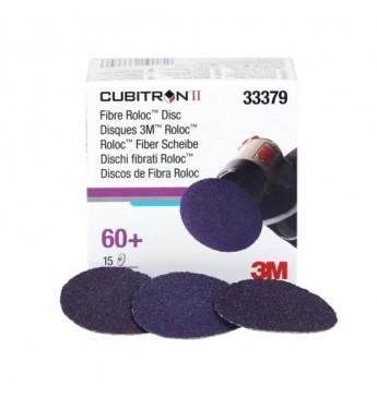 3M™ Cubitron™  Roloc 60+  50mm (15 vnt.)
