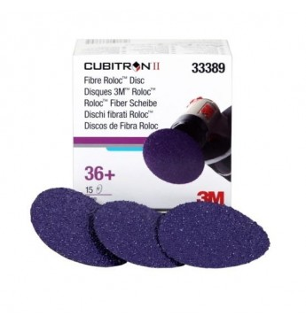 3M™ Cubitron™  Roloc 36+  75mm (15 vnt.)