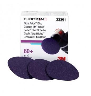 3M™ Cubitron™  Roloc 60+, 75mm, 1 diskas (pakuotę sudaro 15 vnt.)