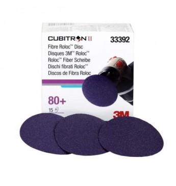 3M™ Cubitron™  Roloc 80+  75mm (15 vnt.)