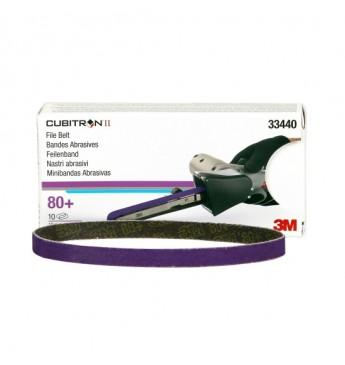 3M™ Cubitron™  juosta 80+  10x330mm (10 vnt.)
