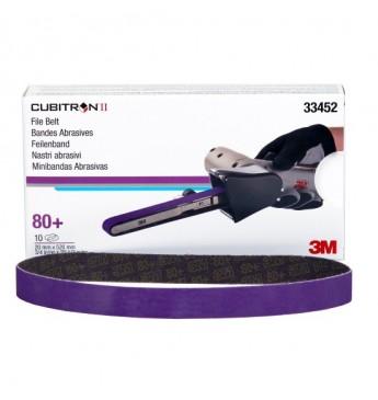 3M™ Cubitron™  juosta 80+  20x520mm