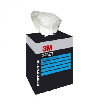 3M™ Valymo servetėlės 400vnt rulone 37cmx29cm