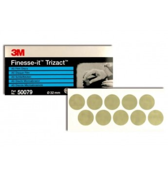 3M™ Trizact diskas P3000 32mm, (100 vnt.)