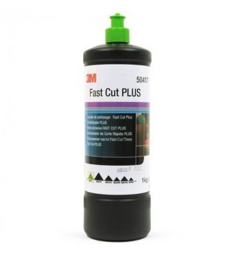 3M™ Perfect-it III Fast cut Plus polirolis 1 kg, žalias kamštelis