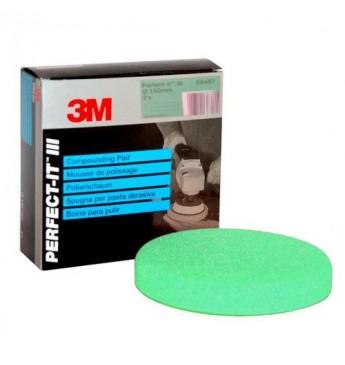 3M™ Poliravimo kempinė žalia 150mm
