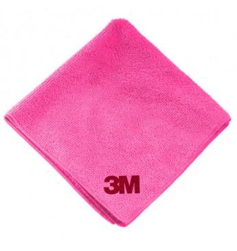 3M™ Poliravimo servetėlė raudona