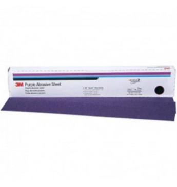 3M™ Šlifavimo juosta 70x396 P60 Purple+, 1 juosta (pakuotę sudaro 25 vnt.)