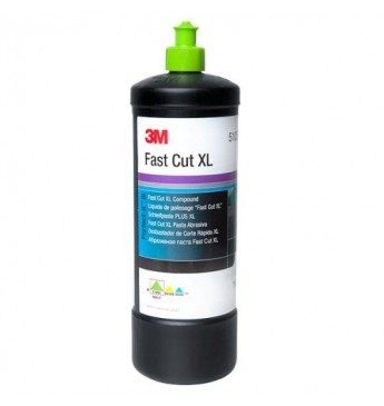 3M™ Perfect it III Fast cut XL 1 l polirolis, žalias kamštelis