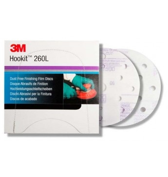3M™ 260L diskas P1500 150mm (50 vnt.)