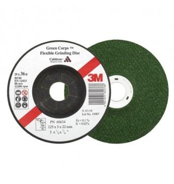 3M™ Green Corps šlifavimo diskas 125mm