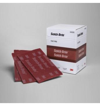3M™ Scotch-Brite A-VFN raudonas padelis 158x224mm, 1 padelis (pakuotę sudaro 20 vnt.)