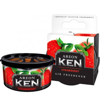 Areon auto oro gaiviklis KEN - Strawberry