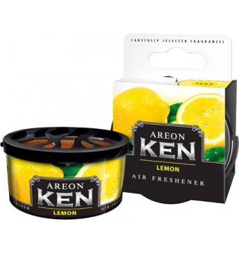 Areon auto oro gaiviklis KEN - Lemon