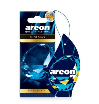AREON MINI MAX - Blue Crystal oro gaiviklis