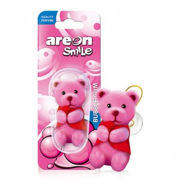 AREON Smile toy - Bubble Gum oro gaiviklis