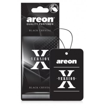 Areon X VERSION - Black Crystal auto oro gaiviklis