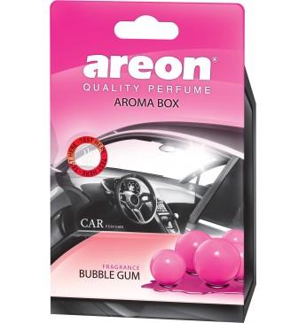 AROMA BOX - Bubble gum Areon oro gaiviklis