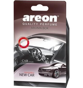 AROMA BOX - New car Areon oro gaiviklis