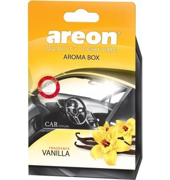 AROMA BOX - Vanilla Areon oro gaiviklis