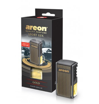 Areon auto oro gaiviklis CAR - Gold, 8 ml