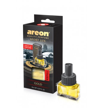 AREON CAR - Gold oro gaiviklio papildymas 8 ml