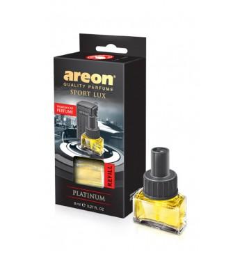 Oro gaiviklio AREON CAR - Platinum papildymas, 8 ml
