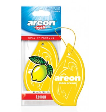 AREON MON CLASSIC - Lemon oro gaiviklis