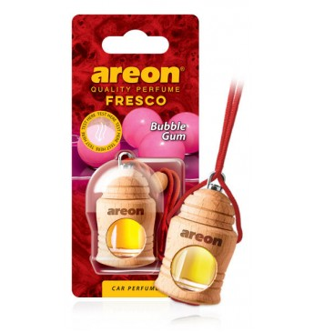 Areon auto oro gaiviklis FRESCO - Bubble Gum