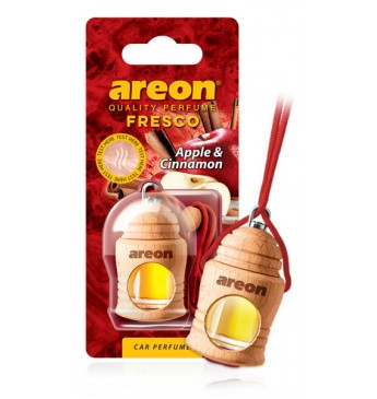 Oro gaiviklis AREON FRESCO - Apple&Cinnamon, 4 ml