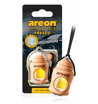 Oro gaiviklis AREON FRESCO - Gold, 4 ml