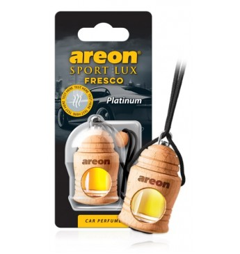 Oro gaiviklis AREON FRESCO - Platinum, 4 ml