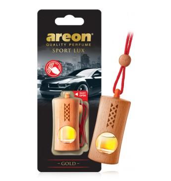 AREON SPORT LUX FRESCO - Gold oro gaiviklis