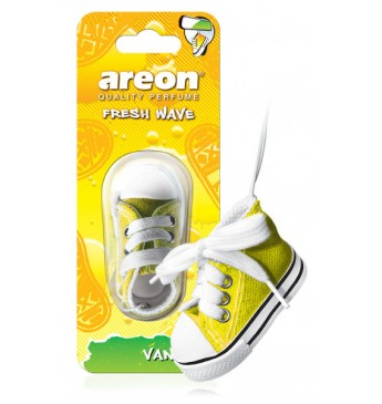 AREON FRESH WAVE - Vanilla oro gaiviklis