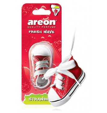 AREON FRESH WAVE - Strawberry oro gaiviklis
