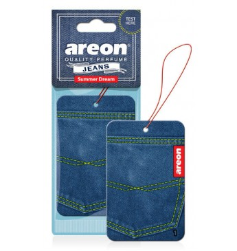 Areon auto oro gaiviklis JEANS - Summer Dream