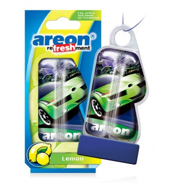 Areon auto oro gaiviklis LIQUID - Lemon
