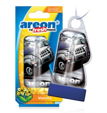 AREON LIQUID - Vanilla oro gaiviklis 8.5 ml