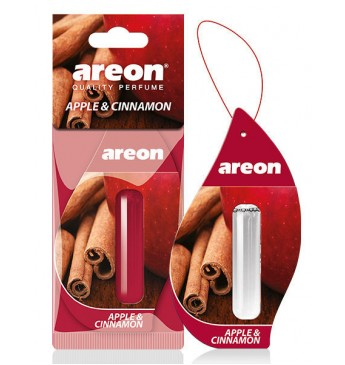 AREON Liquid - Apple&Cinnamon oro gaiviklis, 5 ml