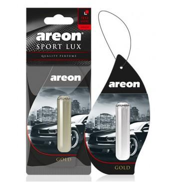 AREON Liquid Sport Lux - Gold oro gaiviklis, 5 ml