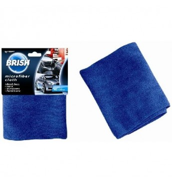 Microfiber servetėlė 50x40cm Areon, mėlynos spalvos