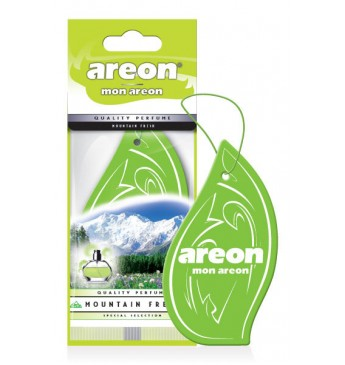 Areon auto oro gaiviklis MON - Mountain Fresh
