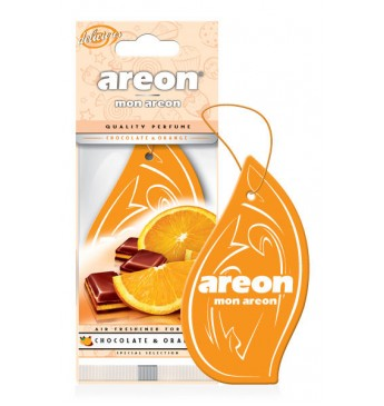 AREON MON DEL - Chocolate&Orange oro gaiviklis