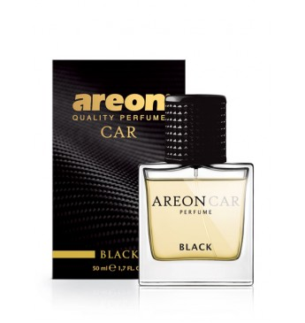 AREON CAR PERFUME - Black, 50ml