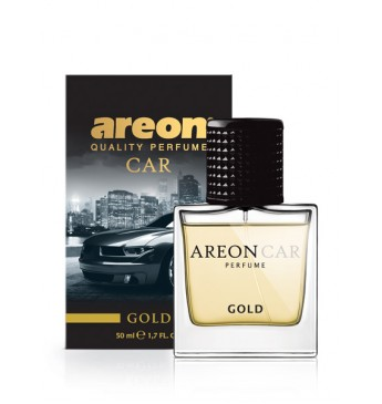 Oro gaiviklis AREON CAR PERFUME - Gold, 50ml
