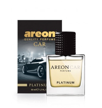 AREON CAR PERFUME - Platinum, 50ml